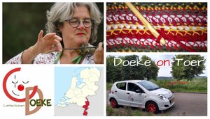 Doeke on toer contactclown doeke clown in de zorg zorgclown belevingsclown